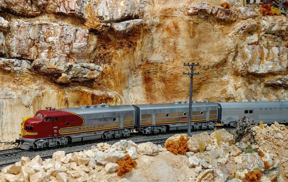 Stone Canyon Railroad